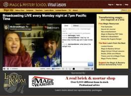 Magic Mystery School : Online Learning